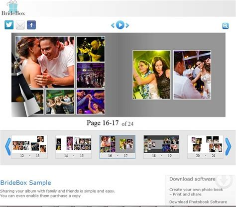 Wedding Album Summary by Your Wedding Album With Friends And Family