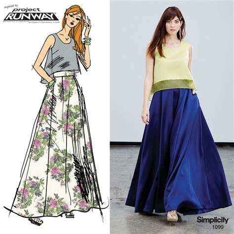 pattern runway dress inspired by projectrunway this two piece dress pattern