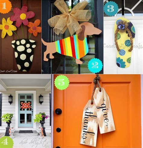 Home Decor Subscription Box by 36 Creative Front Door Decor Ideas Not A Wreath Home