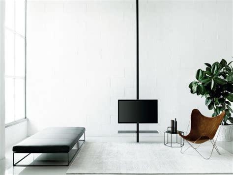 porta tv a soffitto desalto sail 307 supporto per monitor tv in metallo da