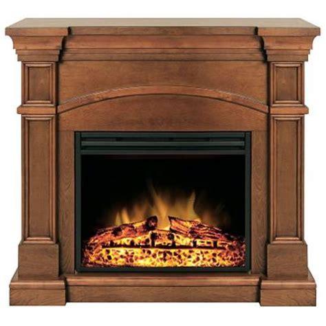 muskoka oberon 40 in electric fireplace mantel in