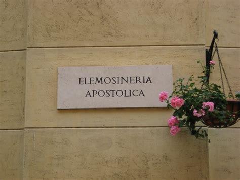 elemosineria apostolica ufficio pergamene elemosineria apostolica profilo
