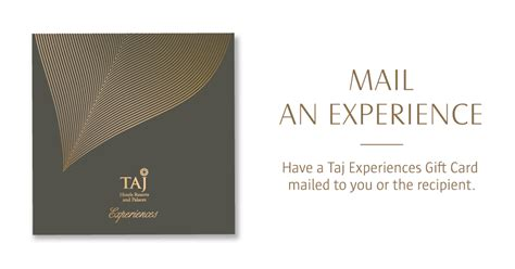 Hotel Gift Cards - taj hotel gift vouchers bangalore gift ftempo