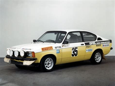 opel kadett rally car 1978 opel kadett gte group 1 rally wrc race racing