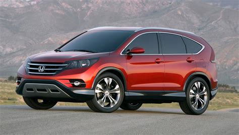 2012 honda cr v preview