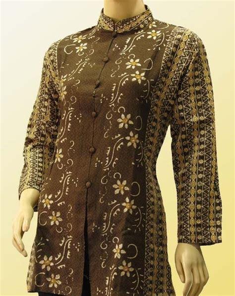 Baju Batik Muslim Modern baju batik muslim muslimah modern model busana muslim