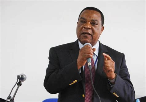 Tanzania New Cabinet by Tanzania S President Unveils Small Cabinet Augustine