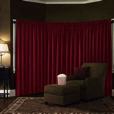 Blackout Curtains For Media Room 1000 Images About Home Decorating Diy Ideas On Pinterest Tuscan Decor Bookcases And Shelves