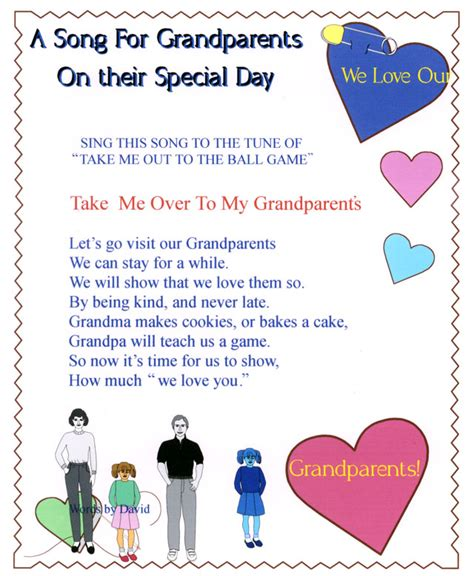 how to make a greeting card for grandparents day grandparents day special greeting cards