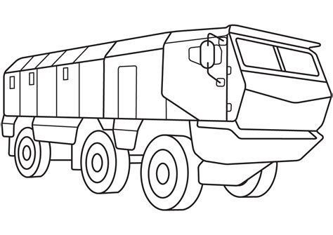 us military vehicles pages coloring pages