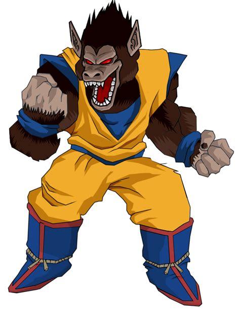 Imagenes De Goku Oozaru   goku oozaru by robertovile on deviantart