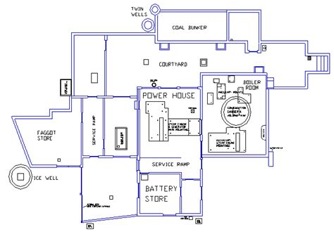 floor plan service herstmonceux generating works floor plan by nelson kruschandl lime park east sussex