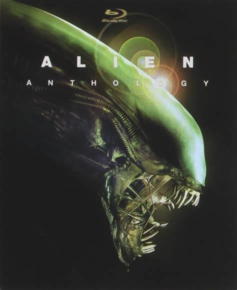 Alien Giveaway - alien anthology and prometheus dvd giveaway