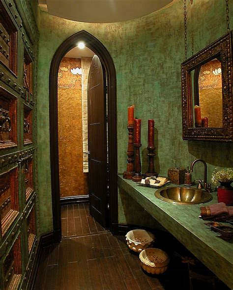moroccan bathroom decor moroccan bathrooms with a modern flair ideas inspirations