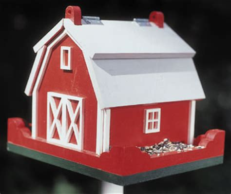 diy barn birdhouse plans free plans free