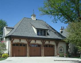 3 Car Garage Door by Our French Inspired Home European Style Garages And