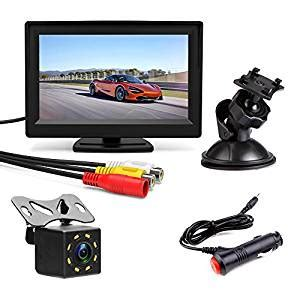 amazon best sellers best vehicle backup cameras