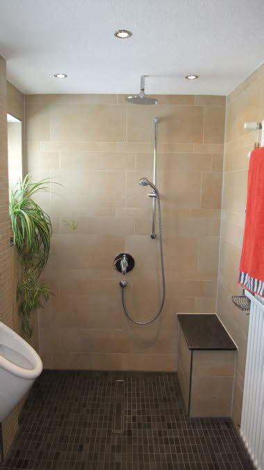 badezimmer mit begehbarer dusche badezimmer mit begehbarer dusche ohne glas gispatcher