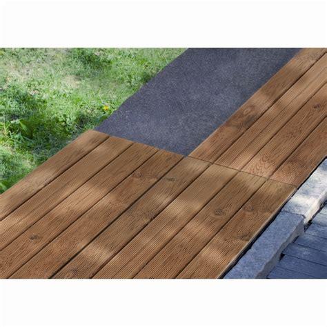 xtiles terrasse dalle crossover xtiles 118 x 39 5 x 7 8 cm brun dalle de