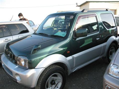 Suzuki Cars 2003 2003 Suzuki Jimny Pictures