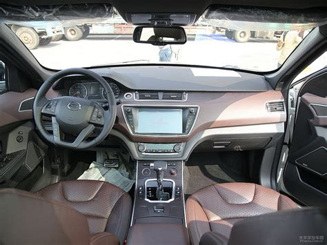 land wind interior landwind x7 copie parfaite du range rover evoque
