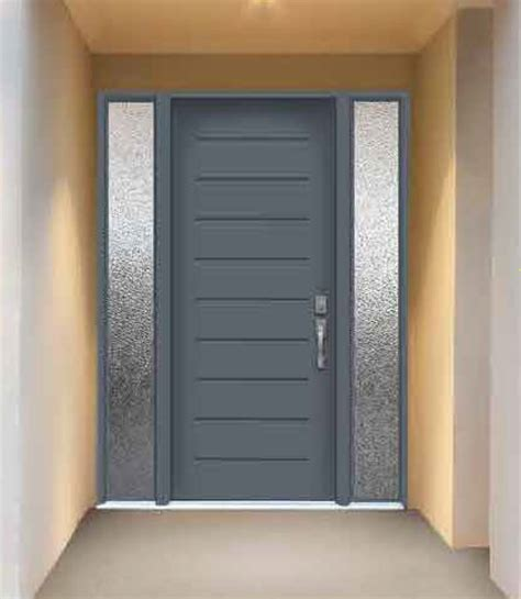 Exterior Modern Doors by Modern Contemporary Front Entry Door Design Collection