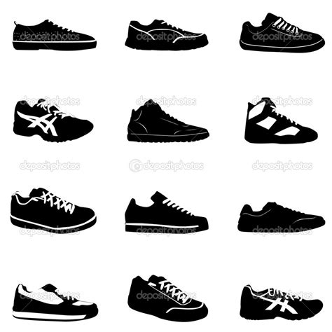 sport shoes vector shoes vector 28 images sport shoes vector image 1613