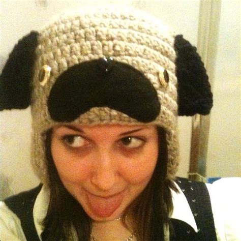 pug costume for adults 25 accessories pug costume earflap hat photo prop baby size from jocelyn
