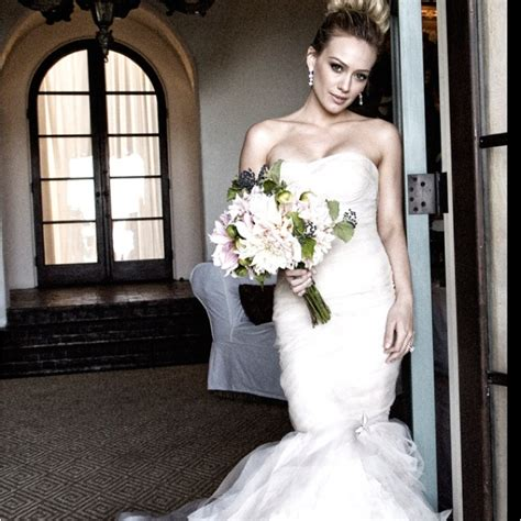 Wedding Bells For Hilary by 39 Best Hilary Duff Images On Beautiful