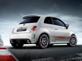 Fiat And Abarth Auto Cars Wallpapers Fiat 500 Abarth Wallpaper
