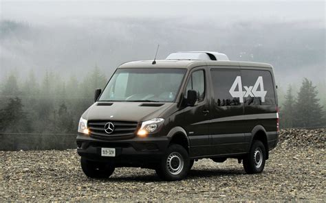 Mercedes Sprinter 4x4 Camper 2015 2017 2018 Best Cars
