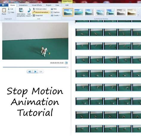 tutorial windows media movie maker 1000 ideas about stop motion app on pinterest stop