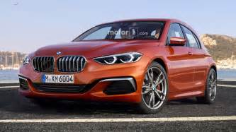 Bmw 135i Next Generation Bmw 1 Series Gets Rendered Bmw