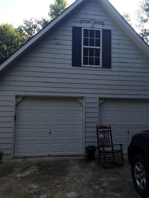 Garage Door Repair Fayetteville Ga Rotted Wood Repair In Fayetteville Ga Mr Painter