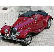 Find Used 1955 MG TF 1500 Looking TRULY GORGEOUS In