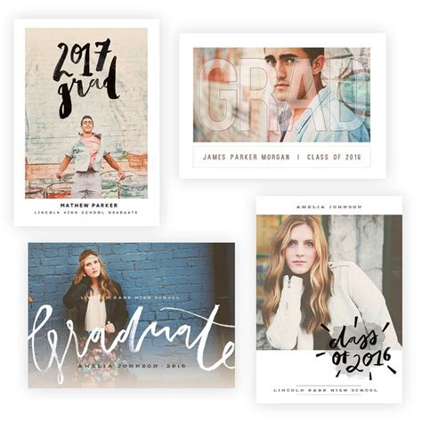 whcc boutique card templates 17 best images about guys graduation announcements on
