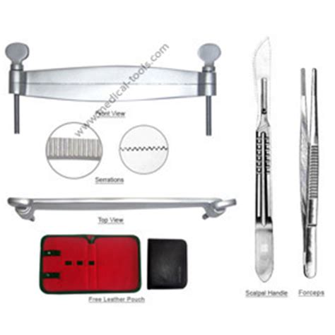ear cropping price ear cropping guide set veterinary instruments tools shop
