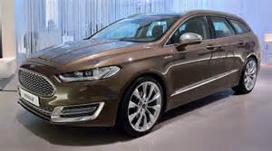Ford Station Wagon 2015 Ford Mondeo Vignale 2015 Ride