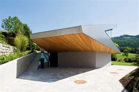 Saddle Roof Design House H In Salzburg E Architect