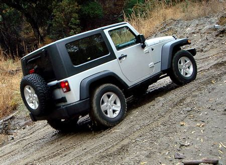 2006 Jeep Wrangler Rubicon Review Jeep Wrangler Rubicon Review The About Cars