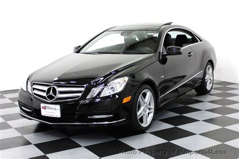2012 mercedes e350 review 2012 used mercedes e350 coupe 4matic awd amg sport