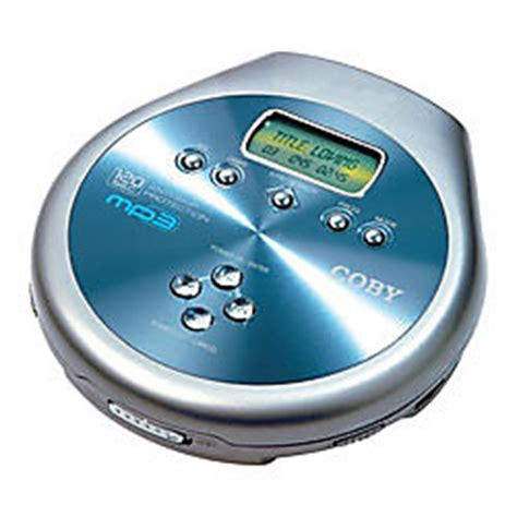 mp3 cd format joliet coby cdmp3 format cd player with wireless car kit by