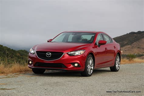 about mazda mazda 6 the truth about cars