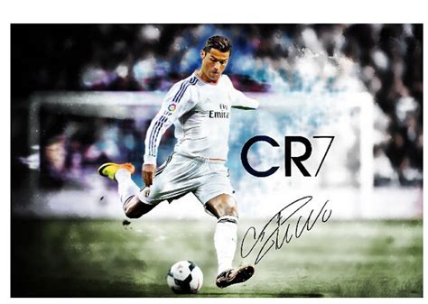 Stiker Laptop 14 Inch Garskin Laptop Cristiano Ronaldo C729 football cr7 cristiano ronaldo poster for home