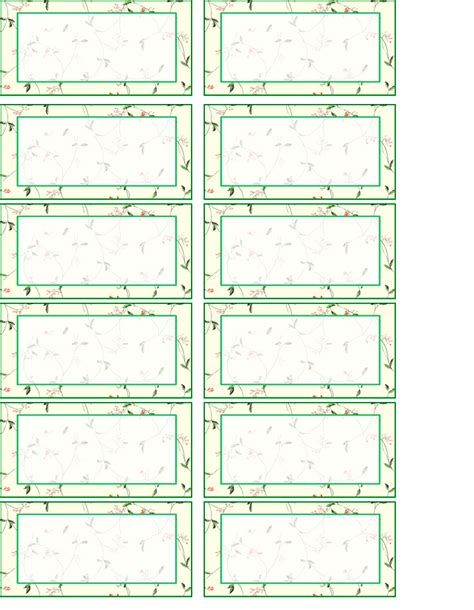 free printable labels free 4 x 2 address labels free
