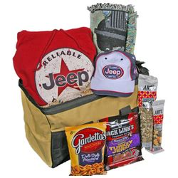 Jeep Gift Ideas The Ultimate Jeep Gift Basket Findgift