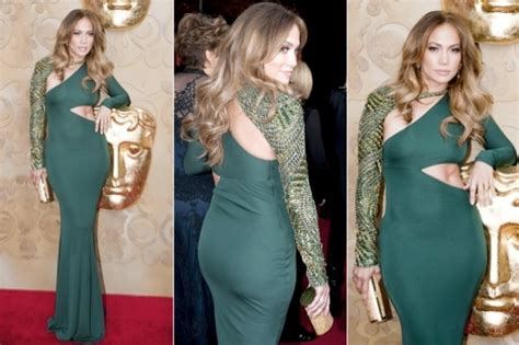 Would You Wear Lantern Sleeves Like J Lo by Or Not S Cutout Royal Gown