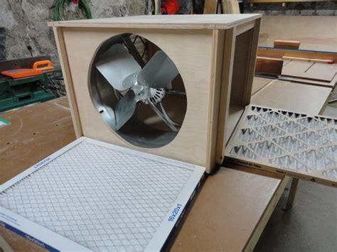 shop  air filtration system  steve