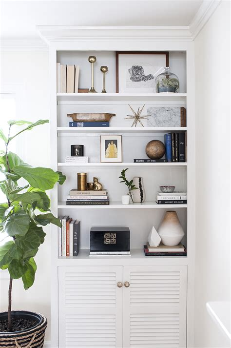 Essentials for Shelf Styling Room For Tuesday