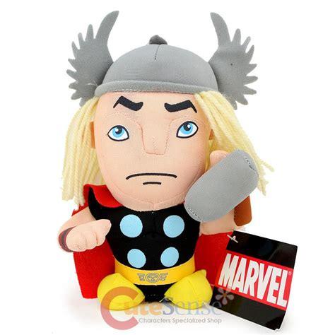 Marvel Comic Thor Plush Doll marvel thor plush doll baby big had soft stuffed plush 7 quot
